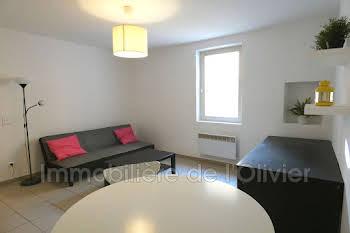 Appartement 2 pièces 41,17 m2