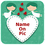 My Name Art On Pics APK icon