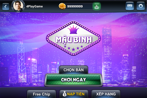 4Play - Mau Binh Online MB-12 1