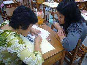 Photo: 20111108-竹南(二)啟發式素描與插畫-002