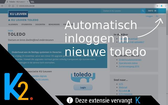 Kotnet Login (Nieuwe Toledo)