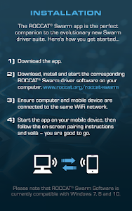 ROCCAT Swarm screenshot 2