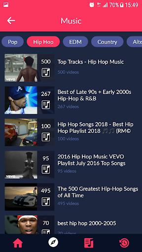 Music Streamer for YouTube 1.0 screenshots 11