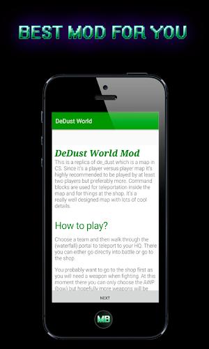 Dedust World Mod for MCPE APK | APKPure ai