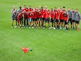 📷 Standard opent de trainingen met zeventien spelers