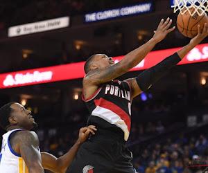 Portland Trail Blazers komen opnieuw op gelijke hoogte met Denver Nuggets, Philadelphia 76ers op één overwinning van volgende ronde