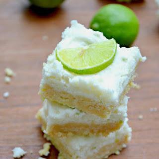 {No Bake} Key Lime Meltaways.