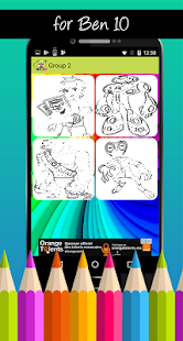 Download Coloring Book For Bin 10 PC Windows And Mac Apk Screenshot 3