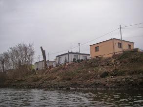 Photo: tutaj też wyrąbali sporo drzew