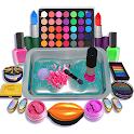 DIY Makeup Slime Maker! Slime Simulations icon
