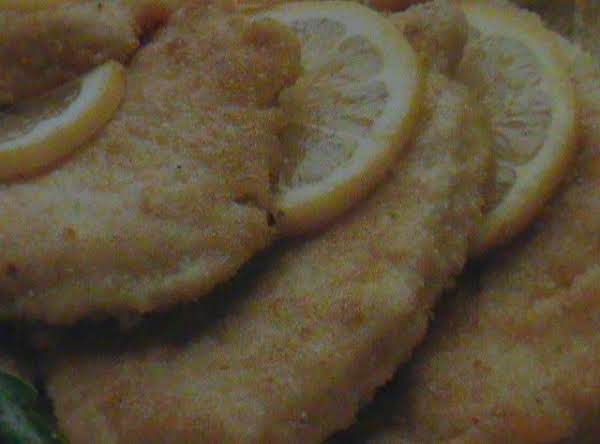 I Added The Lemons To This Historic Recipe For Garnish.