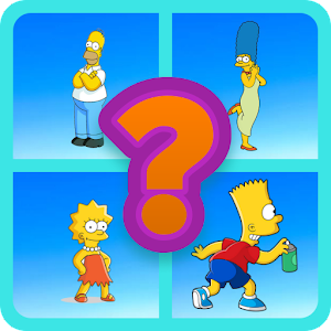 GUESS THE SIMPSONS CHARACTERS