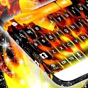 GO Keyboard Feuer icon