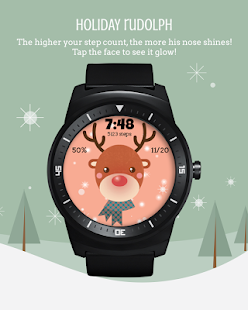 Holiday Watch Faces- screenshot thumbnail