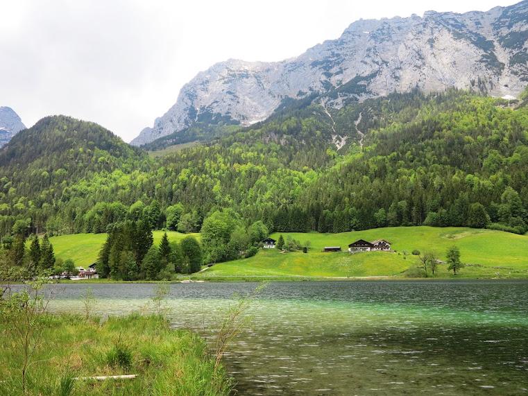 Бавария - Австрия - Доломиты: 12 дней
