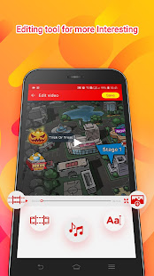 App Screen Recorder With Facecam & Audio, Video Editor APK for Windows Phone