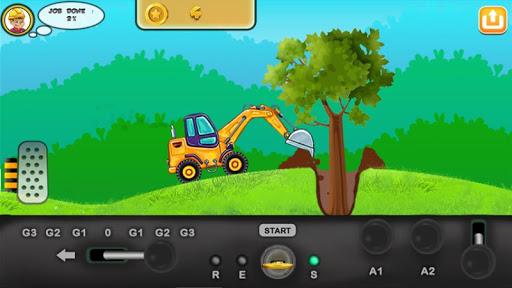 I am an Excavator Runner android2mod screenshots 7