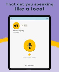 Learn Languages with Memrise - Spanish, French... APK screenshot thumbnail 7