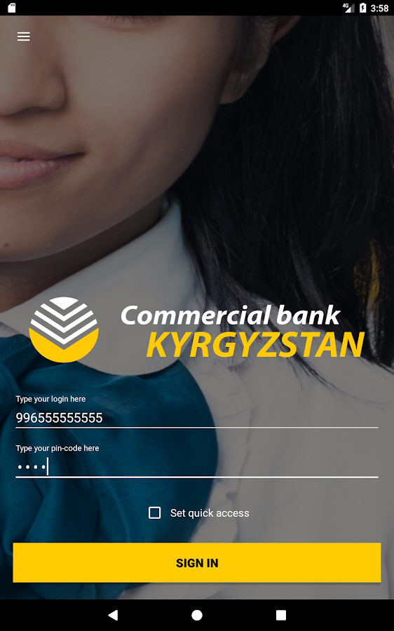 CBK mBank- screenshot
