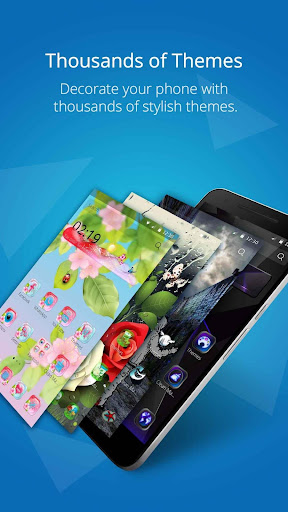 Screenshot for CM Launcher 3D Pro in United States Play Store