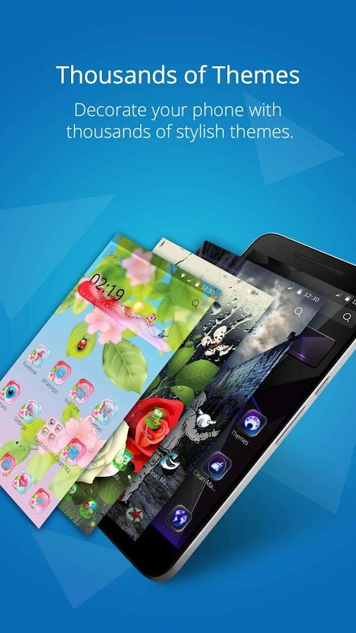 CM Launcher 3D Pro💎- screenshot
