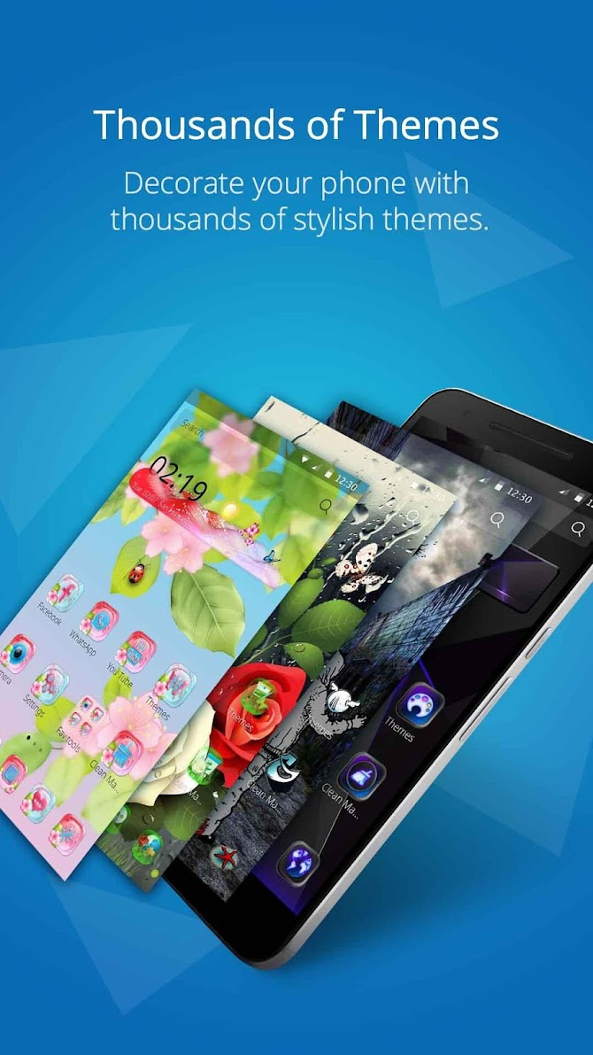 CM Launcher 3D Pro? Android 3