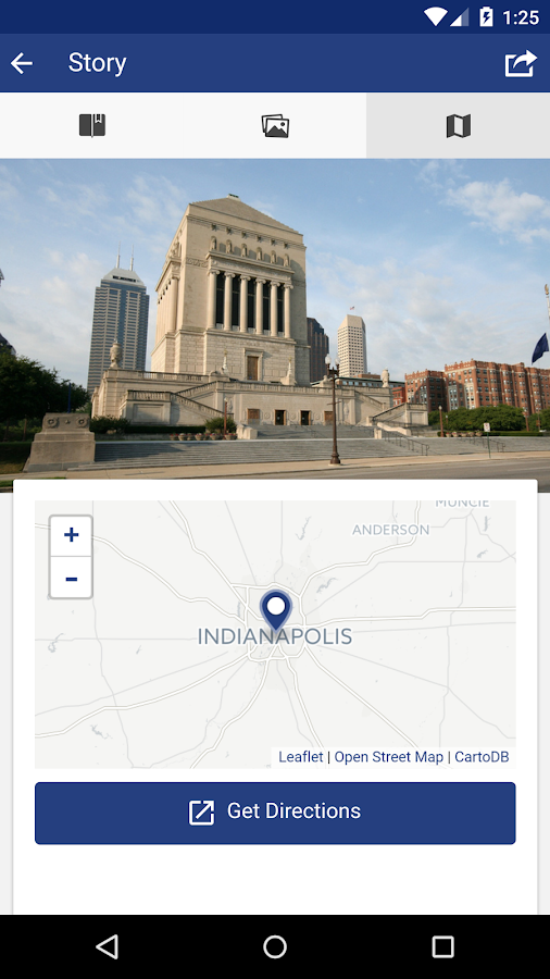 Discover Indiana 2.0- screenshot