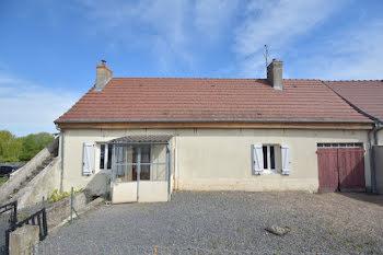 maison à Chalmoux (71)