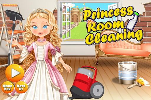 Princess Room Clean Up Fun