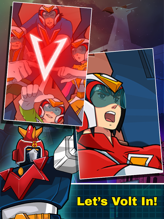 Voltes V - Official- screenshot