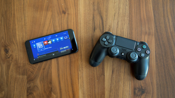 ps4 remoto no android