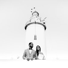 Wedding photographer Daniel Villalobos (fotosurmalaga). Photo of 28.08.2018
