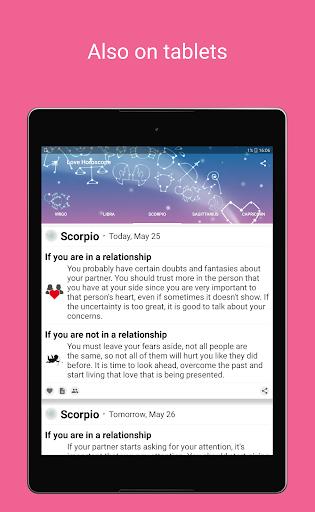 Love Horoscope 4.1.23 screenshots 5
