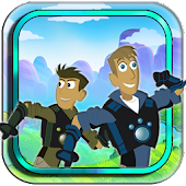 Wild Jungle Kratts Adventures