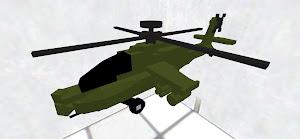 AH-64D 武装搭載バージョン
