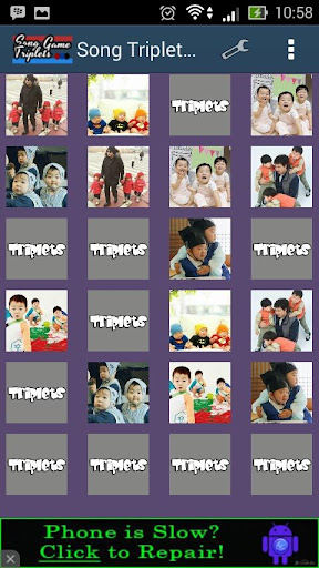 Song Triplet Baby Games