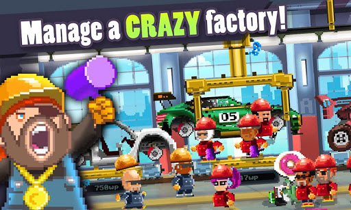 Motor World Car Factory screenshot 1