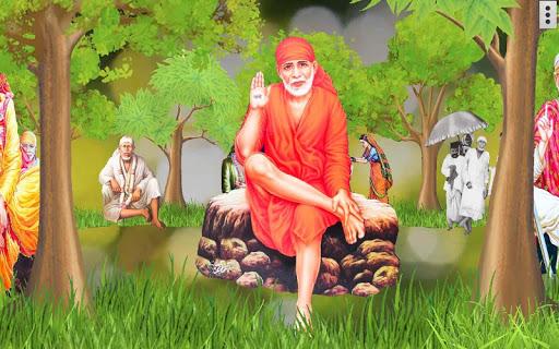 Download 4d Sai Baba Live Wallpaper Google Play Softwares