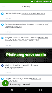 Platinumgroovesradio screenshot 1