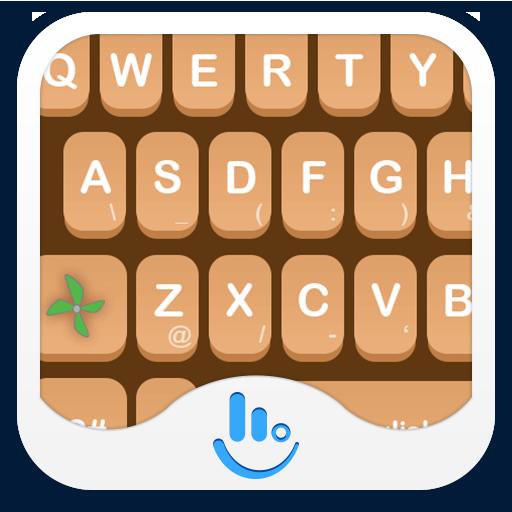 Yoohoo Friends Keyboard Theme