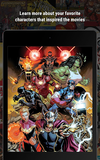 Marvel Unlimited screenshot 18