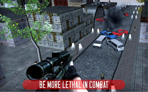Sniper Ultimate Shooter screenshot 4