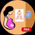 Pregnancy Tracker Pro icon