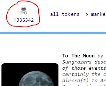 This appears at the top left of the screen, eg FT12345  If you logged in with a Hedera account this is H+ your account ID