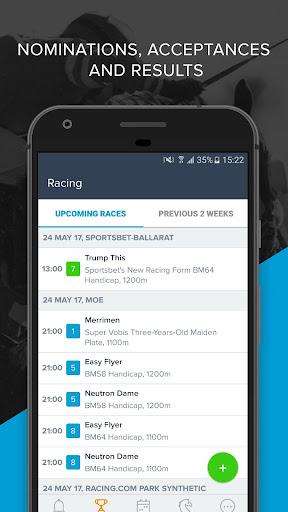 prism horse racing management screenshot 1
