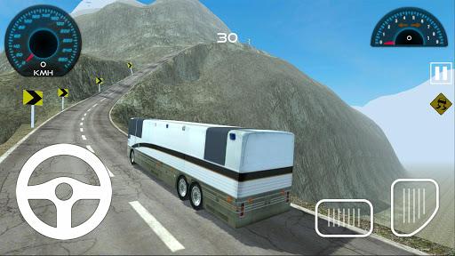 Spiral Bus Simulator apktram screenshots 1