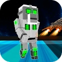 Cube Galaxy Wars: Battlefield icon