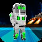 Guerras Cube: Batalla Espacial icon