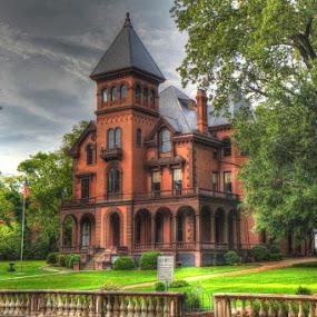 Memphis Mansion by Joe Machuta - Buildings & Architecture Homes