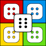 Ludo Board Game for family and friends icon
